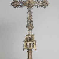 Processional Cross (c. 1450), from The Metropolitan Museum of Art