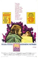 The Lion in Winter (1968 feature film and 2003 TV miniseries)